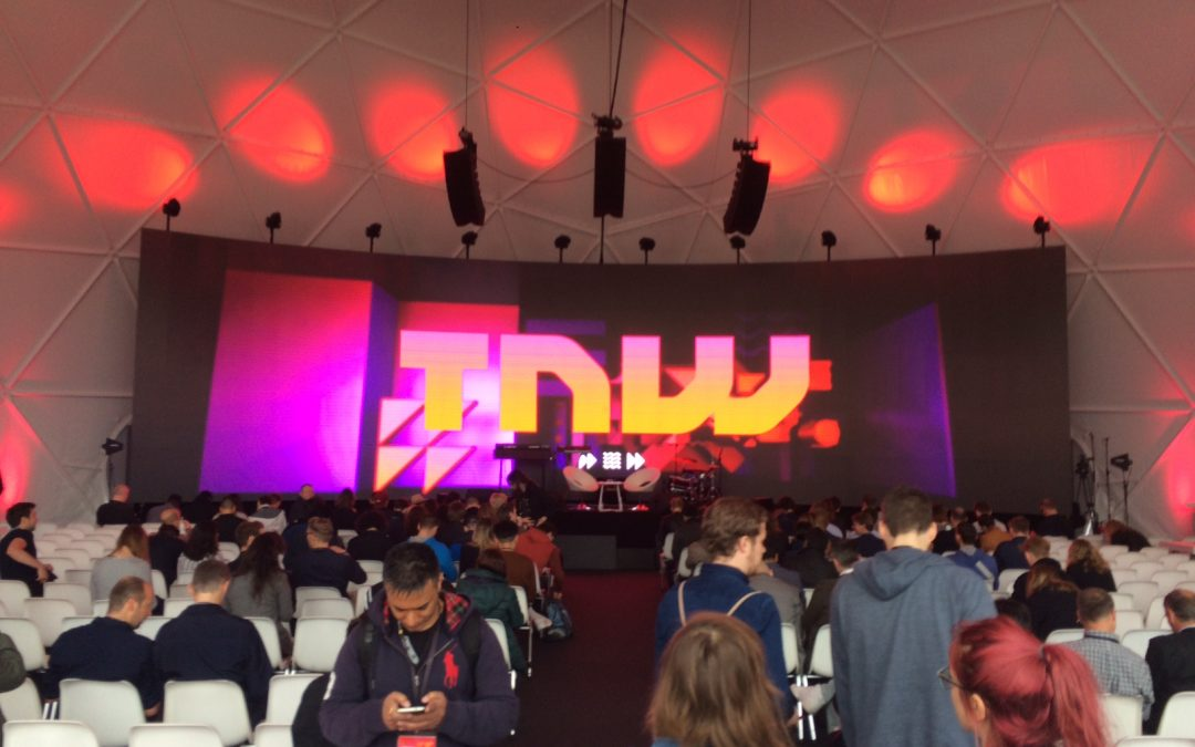 Some takeaway notes from The Next Web Conference 2017